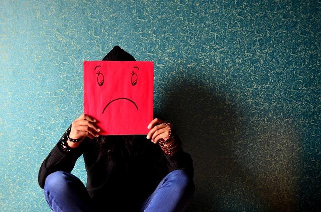Człowiek z depresją