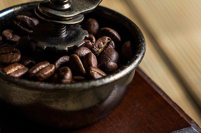 Młynek do ziaren kawy